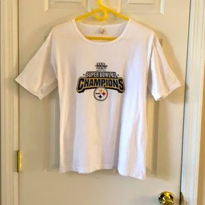 Steeler SuperBowl XL champs Tee